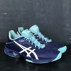 Woman's ASICS Gel-Solution Speed 3